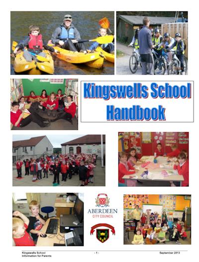 2013-2014 Handbook Front Page