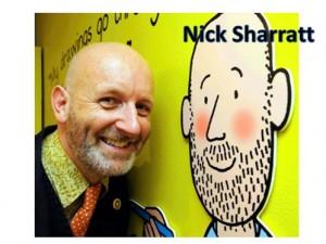 Nick Sharrat